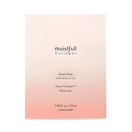Etude House Moistfull Collagen Sheet Mask 25ml